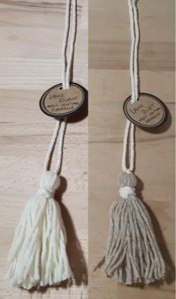 laine blanche du massif central; laine bizet; blanche du massif central; bizet